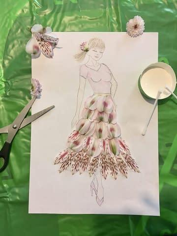 Petal Art For Absolute Beginners