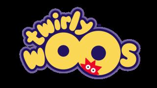 Toddler TV show Twirly Woos logo