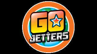 Toddler TV Show Go Jetters logo