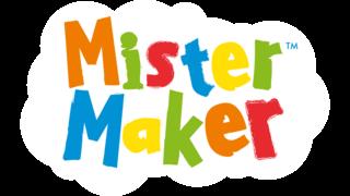 Kid's TV programme Mister Maker logo