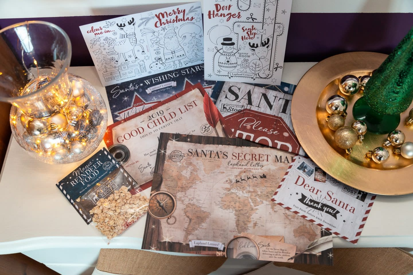 The best letter from Santa. Our review of Lapland Letters