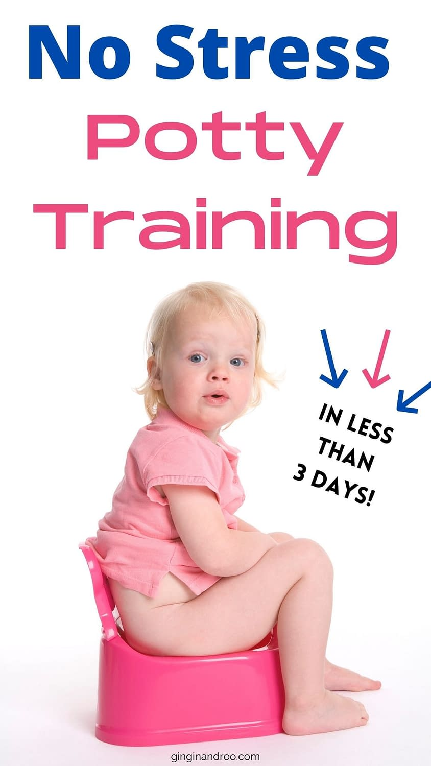 Want to potty train your toddler quickly? Avoid making common potty training mistakes and find out how to successfully potty train your toddler in less than 3 days!