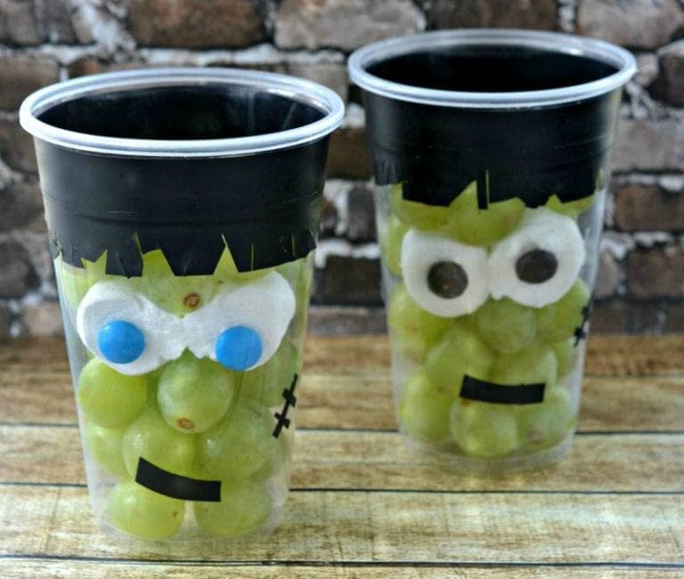 Frankenstein Halloween Craft - Craft ideas for toddler halloween