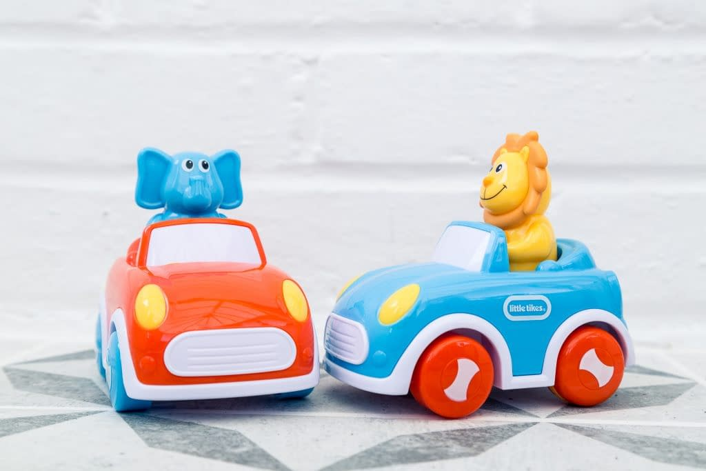 Fun Toys for One Year Olds