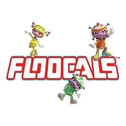 Toddler TV Show Floogals logo