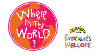 Children's television programme Where in the World logo