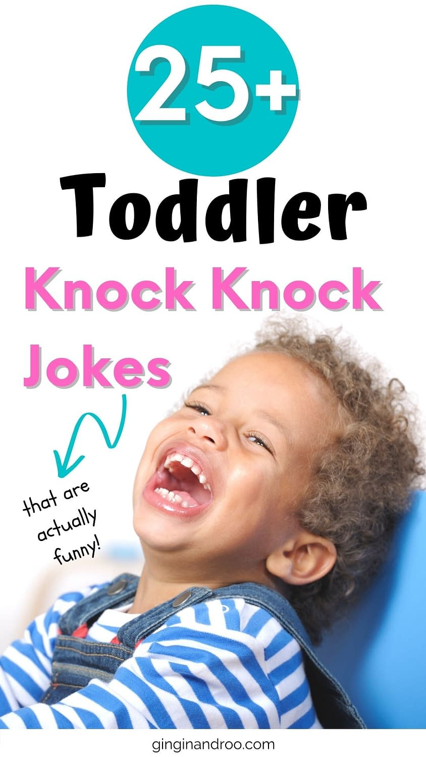 A good sense of humour is a really important part of childhood development. Give your toddler a giggle with the very best knock knock jokes for toddlers that are kid-friendly and actually funny.