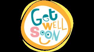 Toddler TV Show Get Well Soon logo