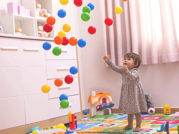 If you've got kids you're very likely to have a home full of toys too. I've searched the web for the very best simple but genius toy storage ideas for kids #toystorage #toystorageorganization #toystorageideas